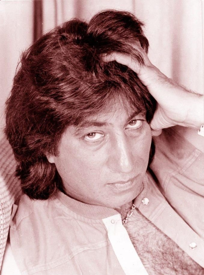 10 WTF Shakti Kapoor Photos That'll Haunt You For The Rest Of Your Life