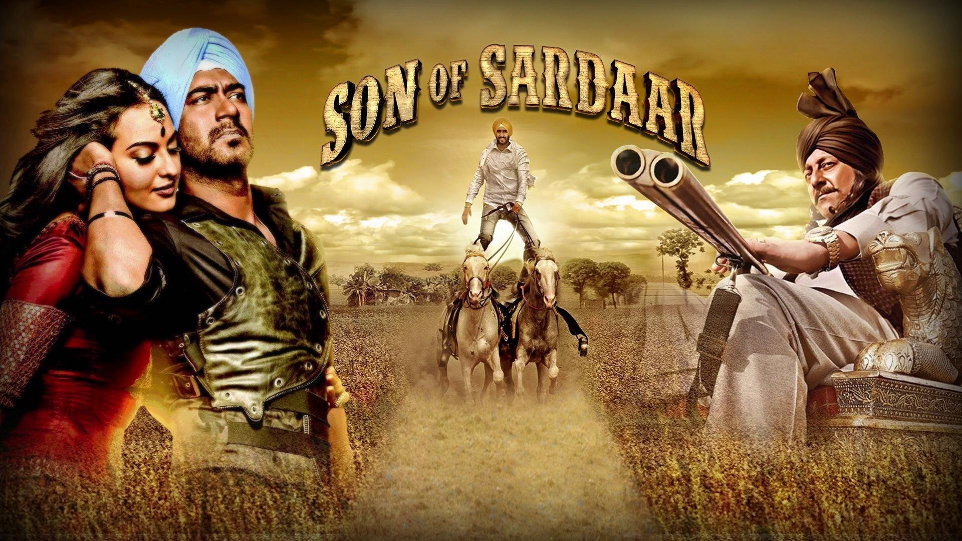 Son Of Sardar Movie Wallpapers Hd: 50 Bollywood Movies That Were Ahead Of Their Time