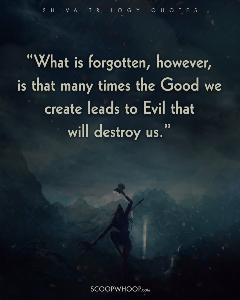 24 Quotes From The Shiva Trilogy That'll Make You See Good