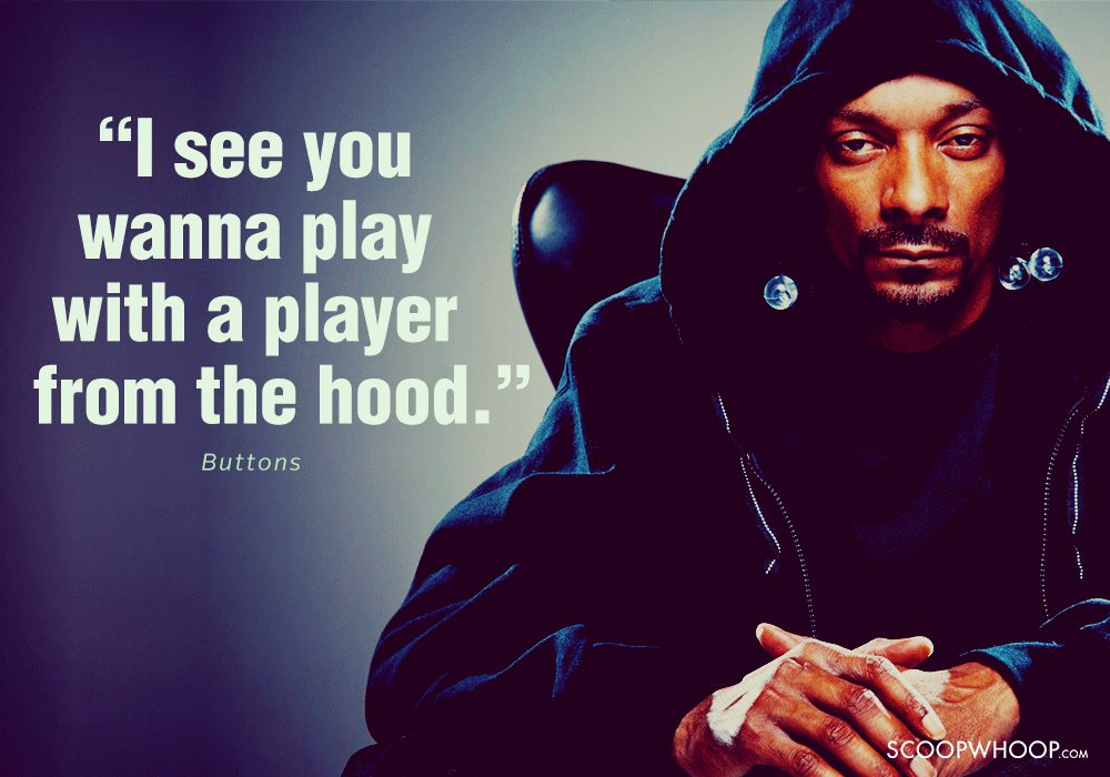18 Snoop Dogg Lyrics That Teach You How To Deal With Everyday Situations Like A Gangsta