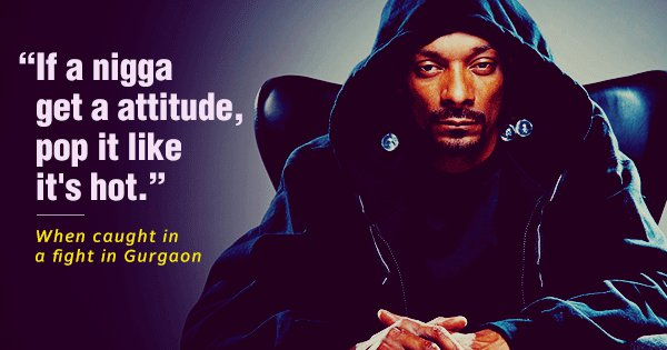 18 Snoop Dogg Lyrics That Teach You How To Deal With
