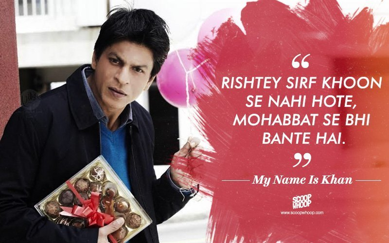 50 Lesser-Known Dialogues By Shah Rukh Khan You Probably Haven\'t Heard