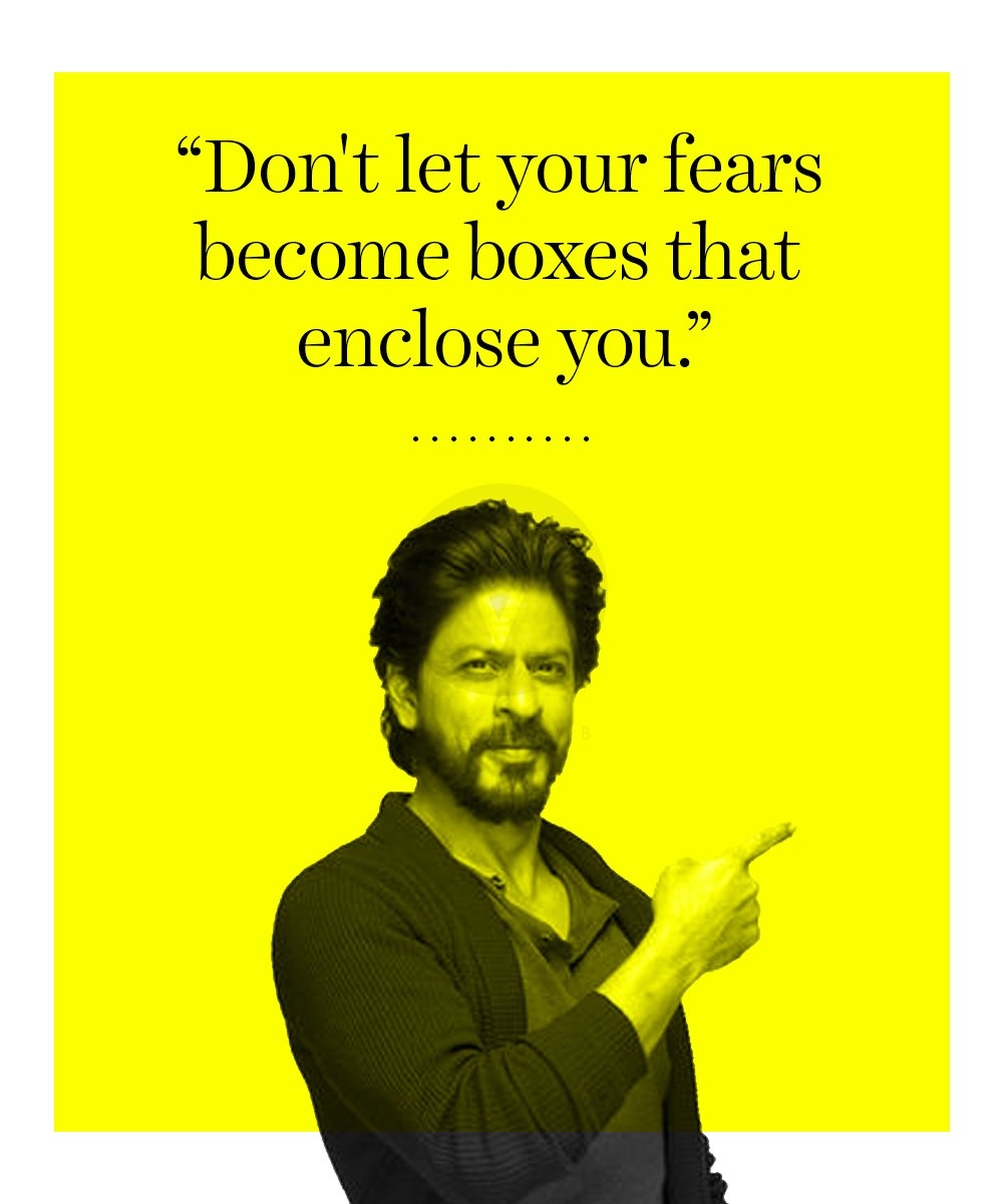 20 Shah Rukh Khan Quotes That Ll Give You All The Motivation And