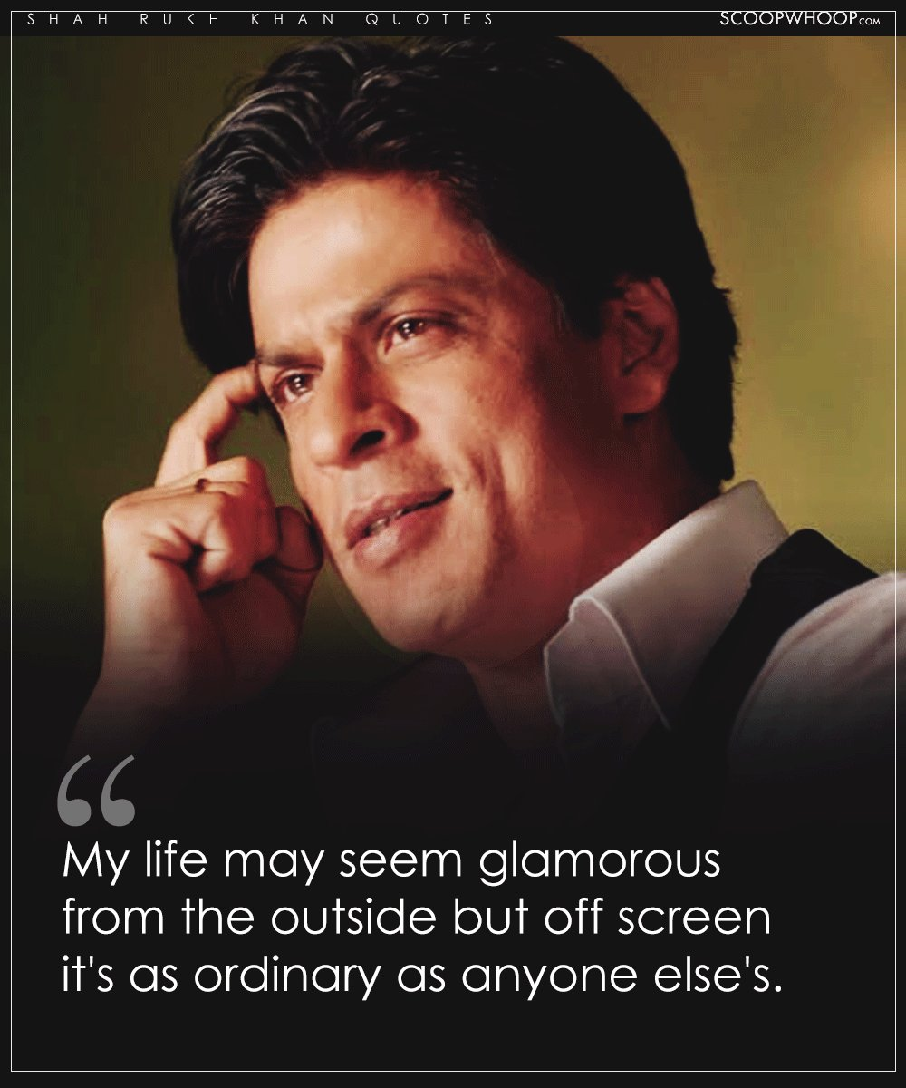 51 Profound Shah Rukh Khan Quotes That Prove Being A Philosopher