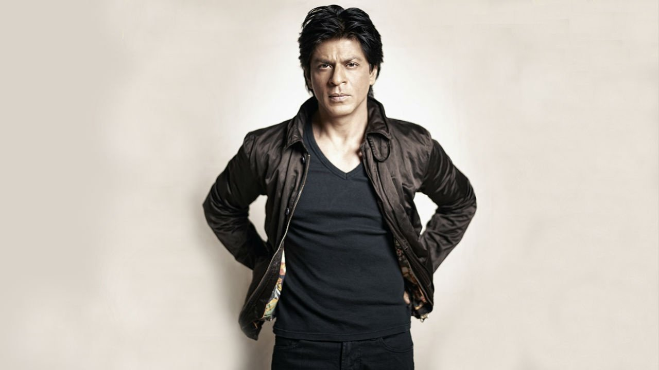 Shahrukh Khan in a Whole New Avatar