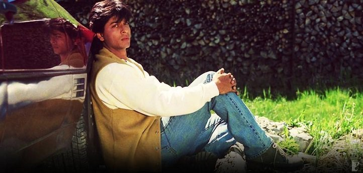 SRK Nearly Refused DDLJ Because He Thought He Was Too Old To Be A ...