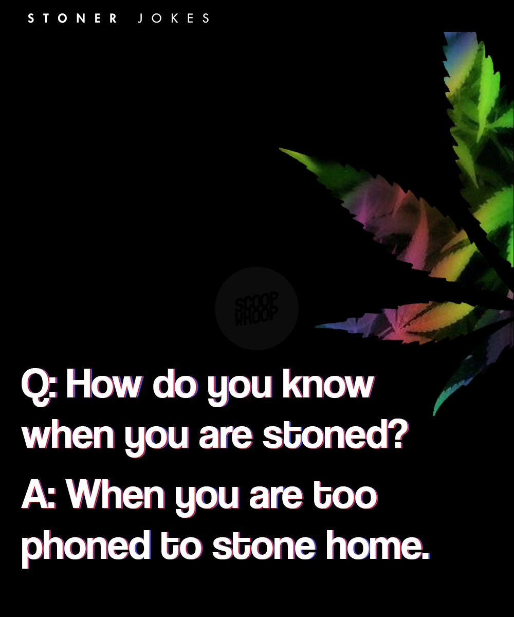 20 Dopey Jokes Only Stoners Will Understand