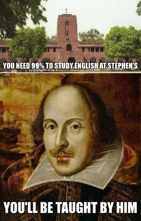 these memes perfectly sum up st stephen s ridiculous 99 cut off