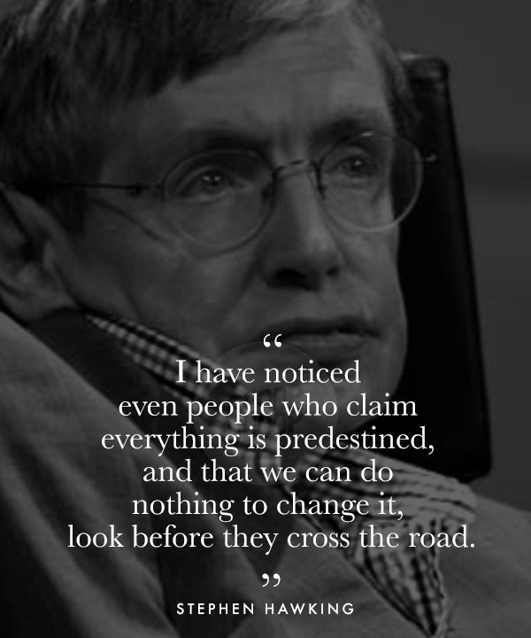 17 Quotes By The Genius Stephen Hawking That Will Continue To
