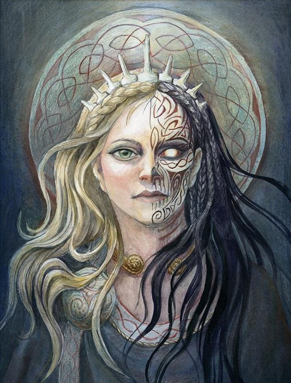 12 incredibly powerful and fierce mythological women who