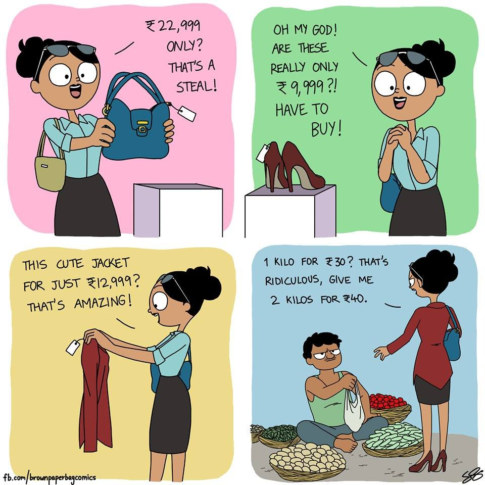 Ironic Illustrations That Perfectly Capture The Everyday Indian - Ironic illustrations