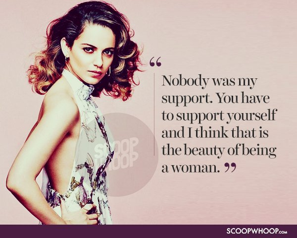 23 Kangana Ranaut Quotes That Exemplify Her No Holds Barred Attitude