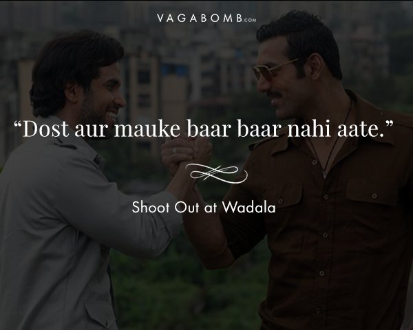 Friends Are Forever: 15 Dialogues from Bollywood That Talk about the