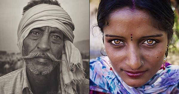 This Polish Photographer Beautifully Captured The Essence Of India Through These Soul-Stirring Portraits
