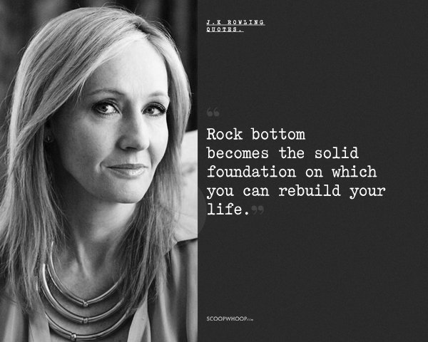 20 Thought Provoking Quotes By Jk Rowling That Remind Us To Chase