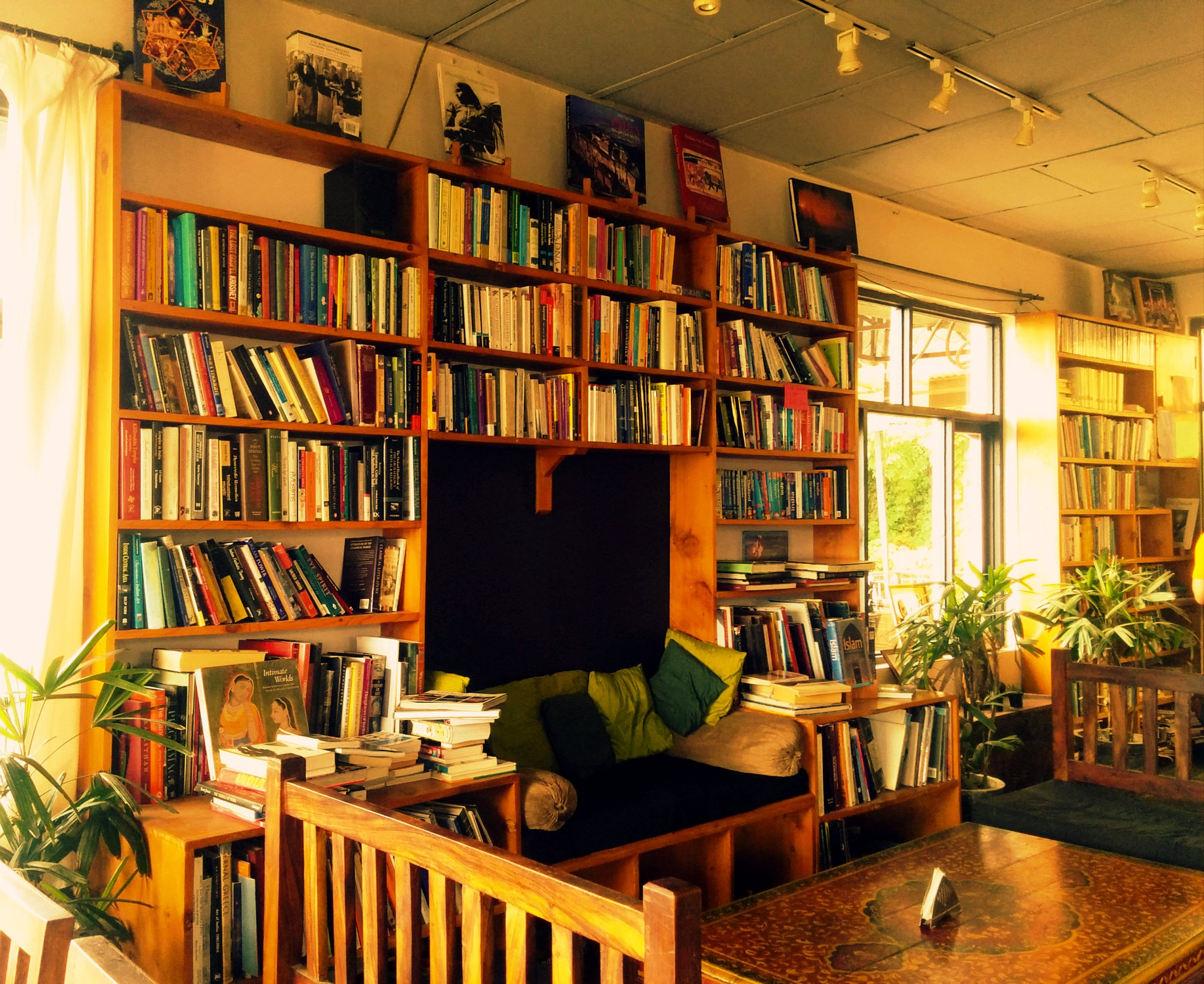 If You're A Book Lover, These 13 Beautiful Book Cafes Across