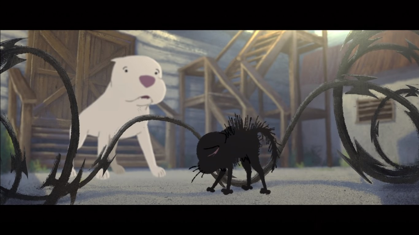 This Short Film About A Dog & Cat's Unlikely Friendship Will