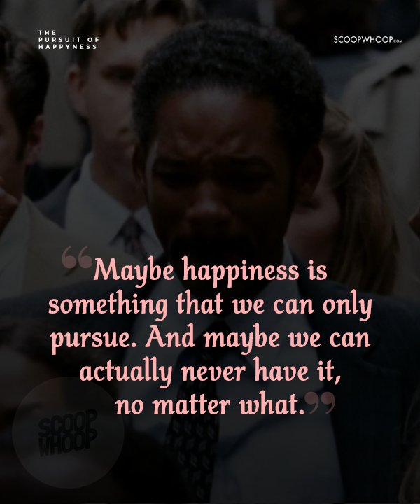 The Pursuit Of Happyness Quotes That Prove You Must Bet On Yourself