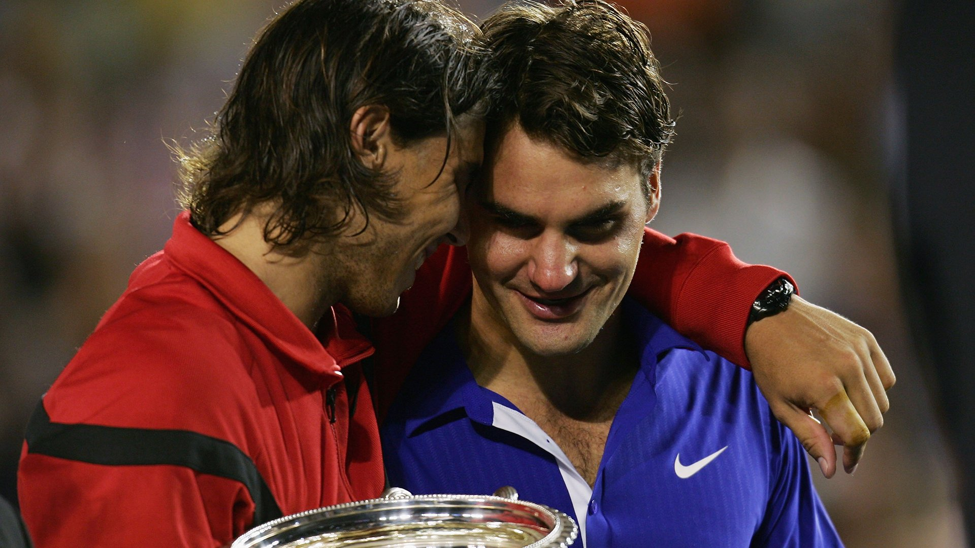 Tennis Legends Rivals On Court Federer Nadal S Friendship Has Stood The Test Of Time