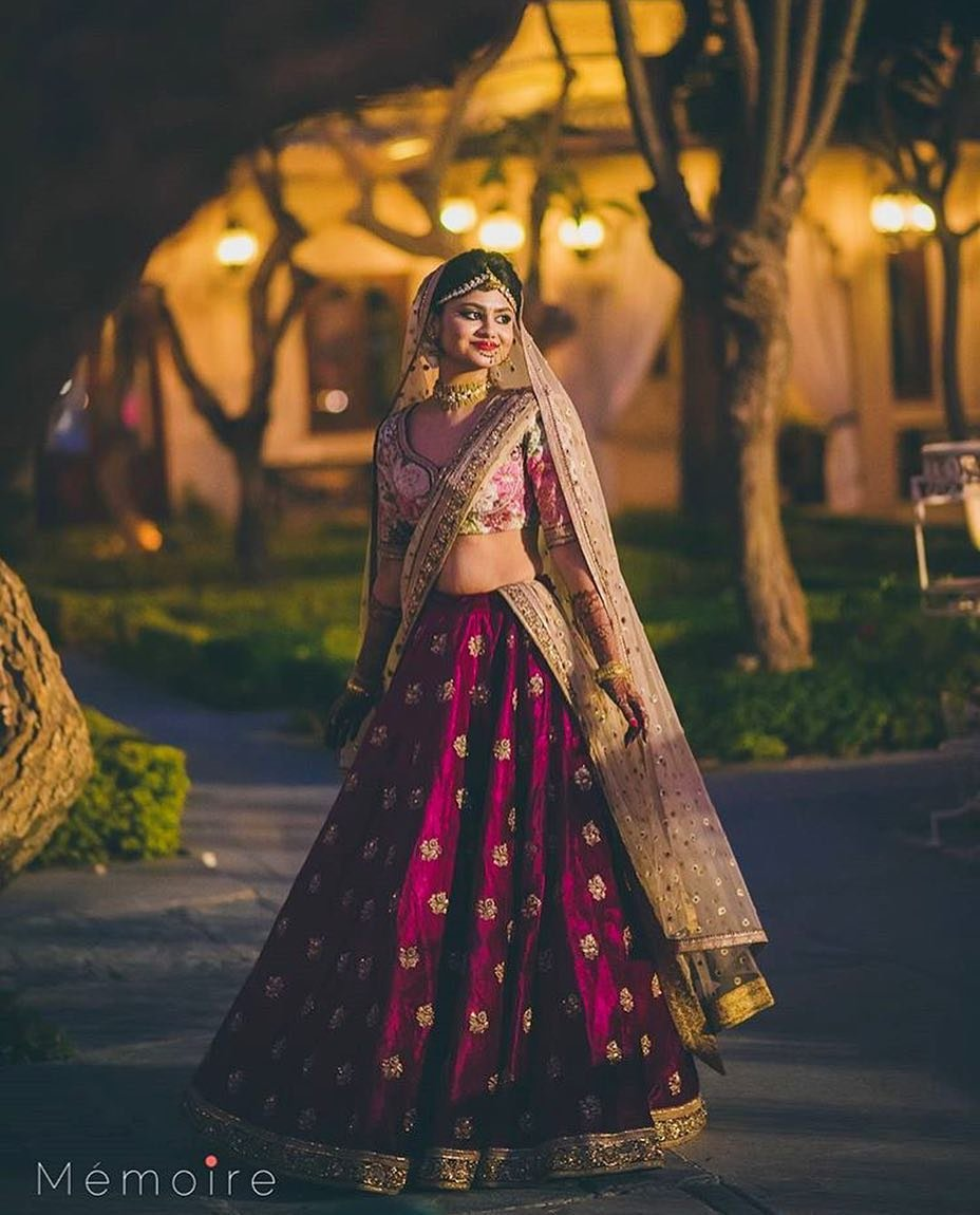 899929780fe2 30+ Stunning Sabyasachi Bridal Lehengas That Will Inspire You This ...