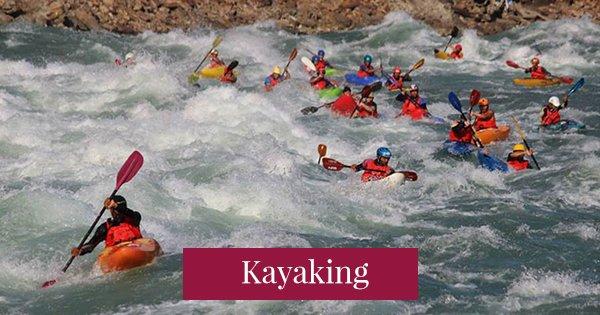 6 Best Adventure Sports In Rishikesh Every Thrill Seeker