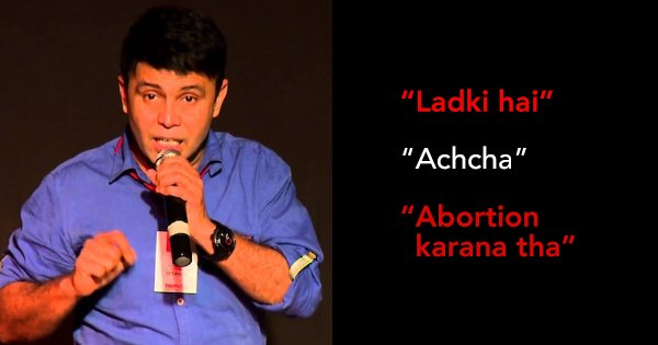 RJ Naved's Sad But Cutting Monologue On The Girl Child Is A Harsh