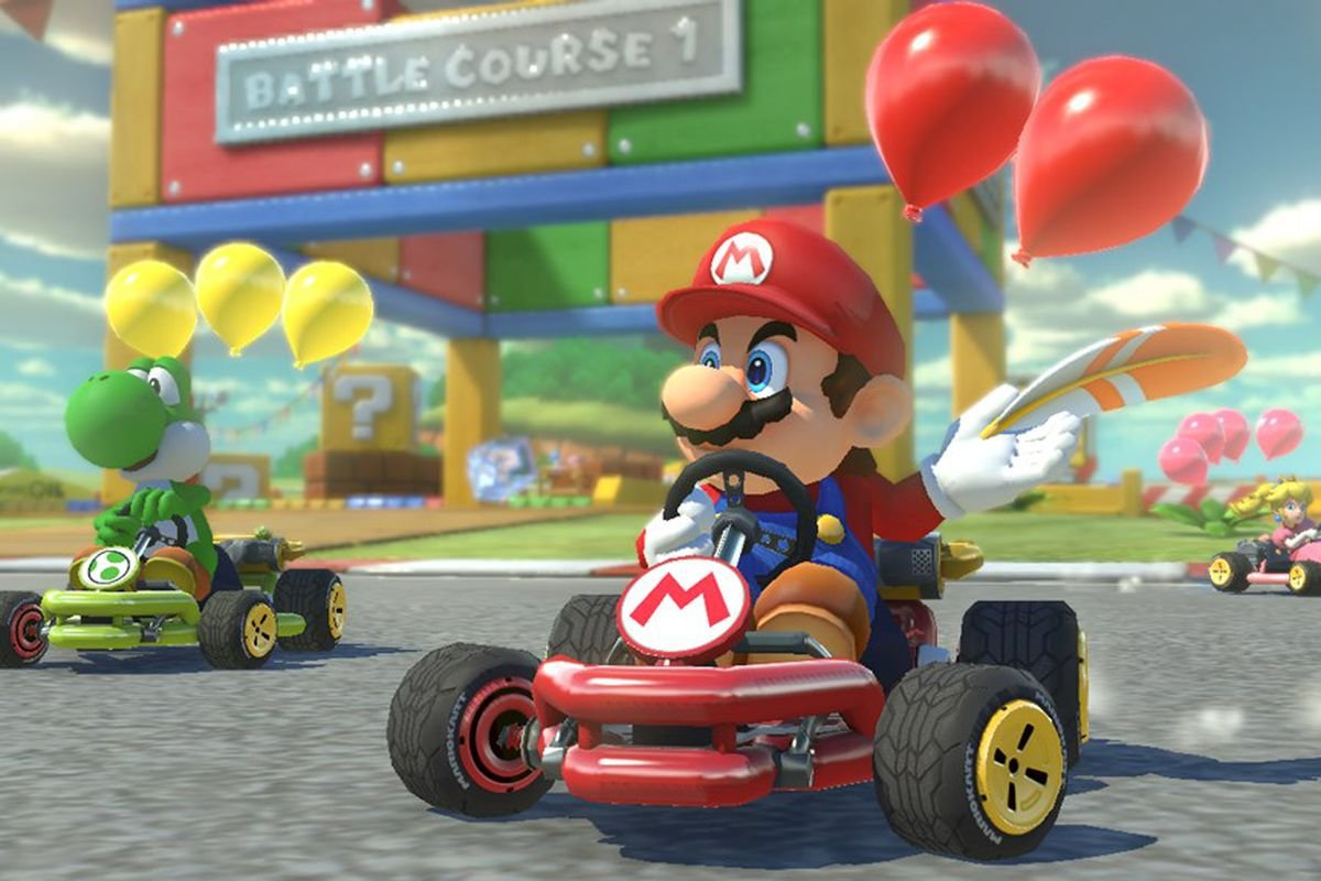 Mario Kart Is Finally Coming To Android & iOS This Year & Nostalgia