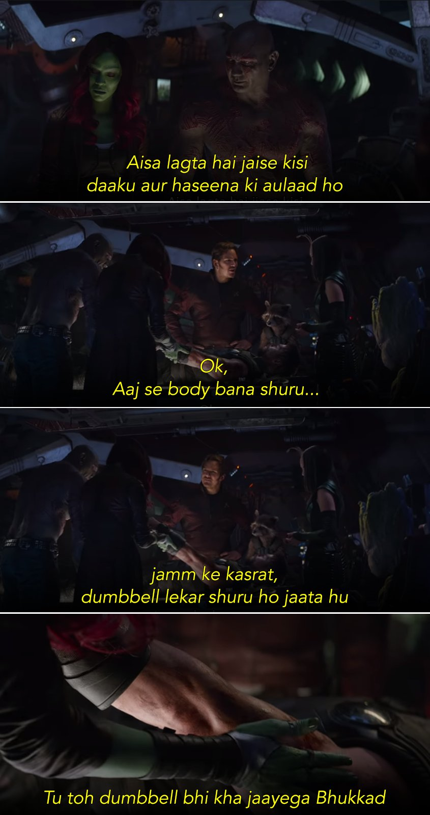 Not A Fan Of Hindi Dubbed Movies? These 6 Hindi Dialogues