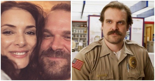15 Times David Harbour AKA Hopper From 'Stranger Things' Proved He's Frickin' Awesome