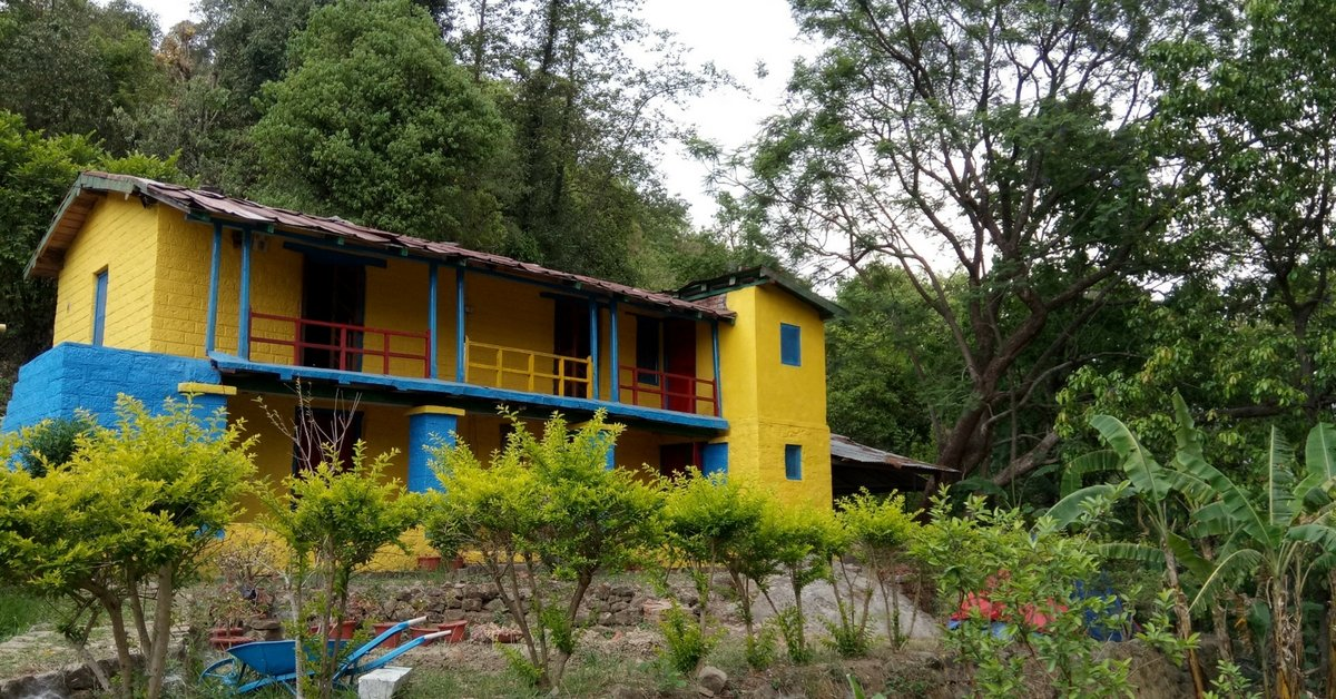 This Hostel in Uttarakhand Is a Blessing for Every Budget Traveller