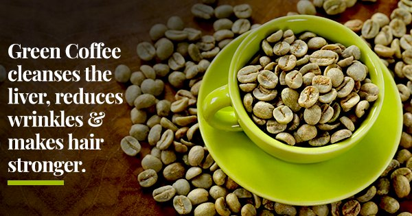10 Benefits Of Green Coffee For Your Skin Hair And Body
