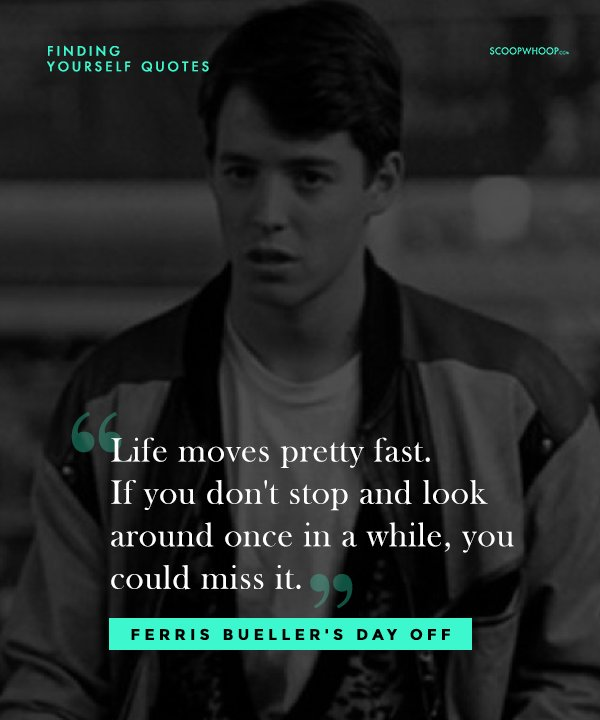 Movie Quote | 22 Inspiring Quotes From Movies About Life How To Survive It Even