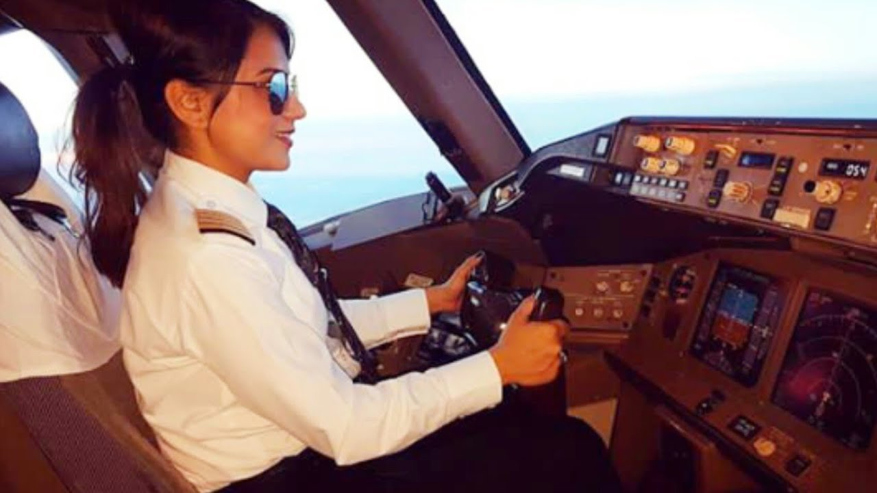 growing up female pilot loss due to male discrimination english edition