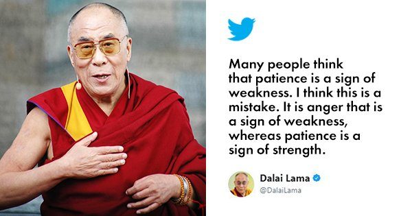 15 Profound Tweets By Dalai Lama On Love, Happiness Compassion To Start Your Day With