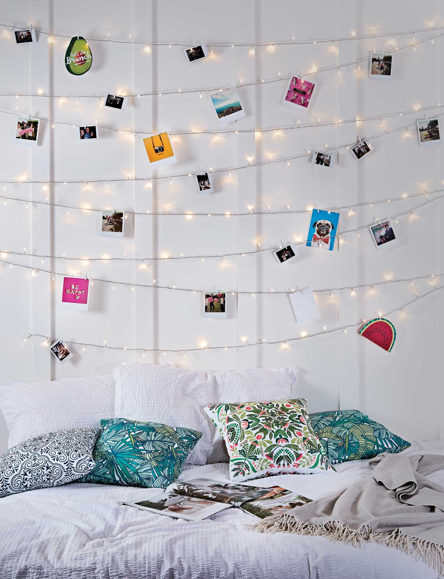 Things To Do With Fairy Lights Bedrooms
