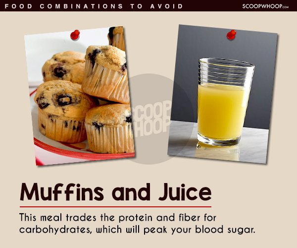 Muffins and Juice