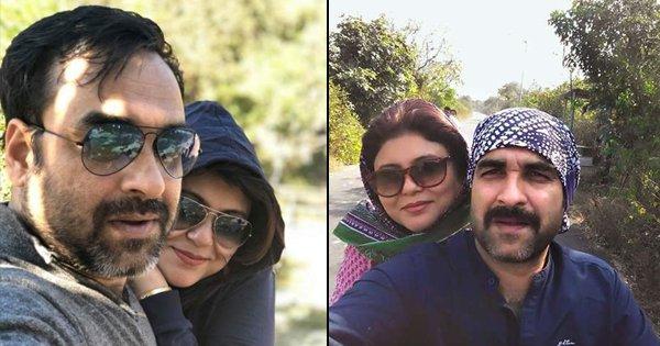 If You Love Him On Screen, Pankaj Tripathi's Love Story Will Make You Love Him Even More