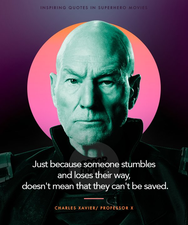 Inspirational Movie Quotes: 20 Inspiring Quotes From Superhero Movies That Will Make