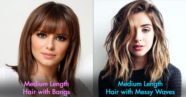 8 Best Haircuts For Girls | Haircuts For Girls With Shoulder ...
