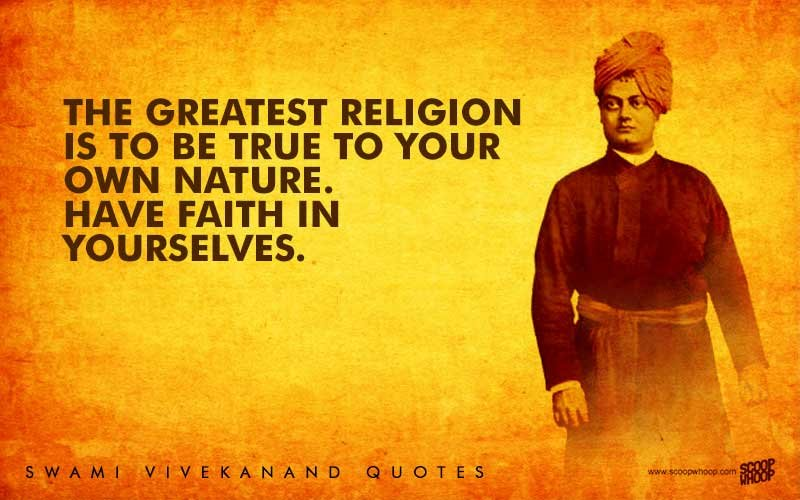 30 Poignant Swami Vivekanand Quotes That Prove He Was Ahead Of His Time