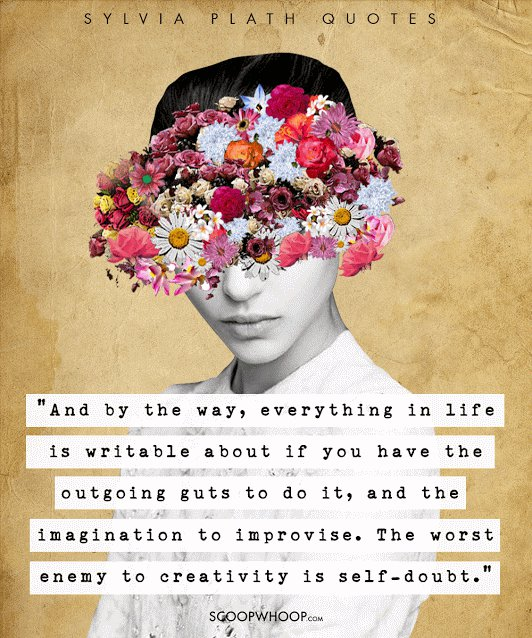 Sylvia Plath Quotes | 25 Quotes By Sylvia Plath About Life Freedom That Ll Strike A