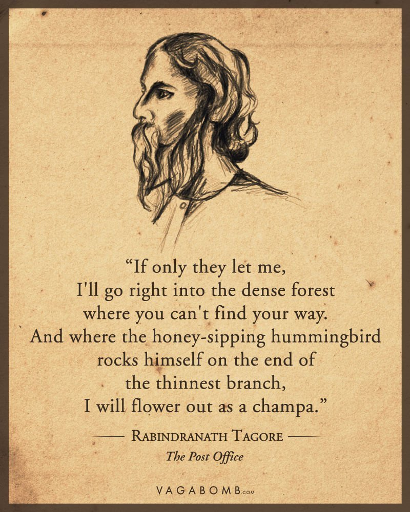 10 Quotes by Rabindranath Tagore That Capture the Undying