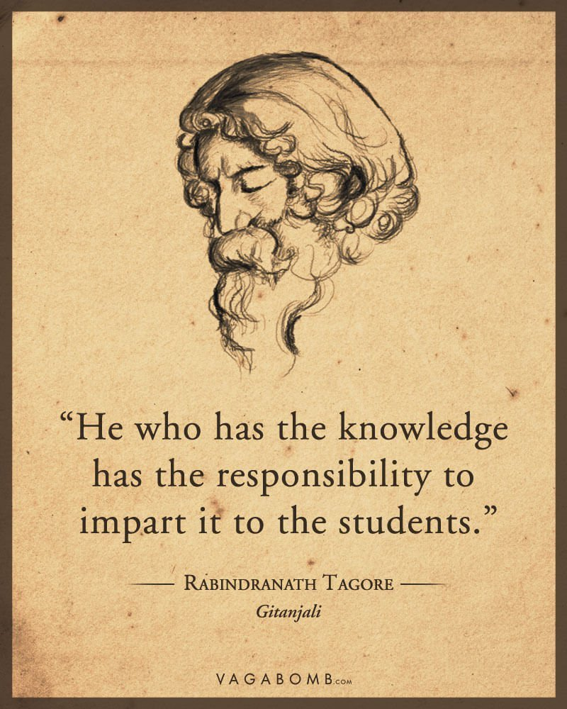 10 Quotes by Rabindranath Tagore That Capture the Undying ...