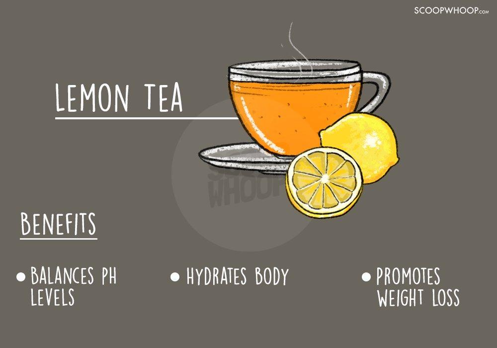 Tea Is Good For Your Health Here Are The Different Kinds