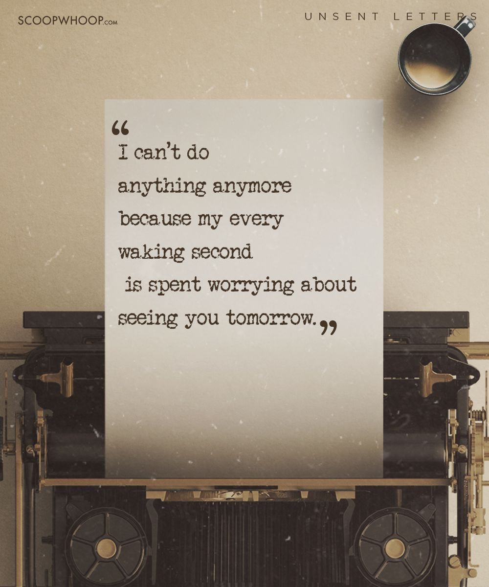 These Emotional Unsent Letters Will Make You Say Everything You've