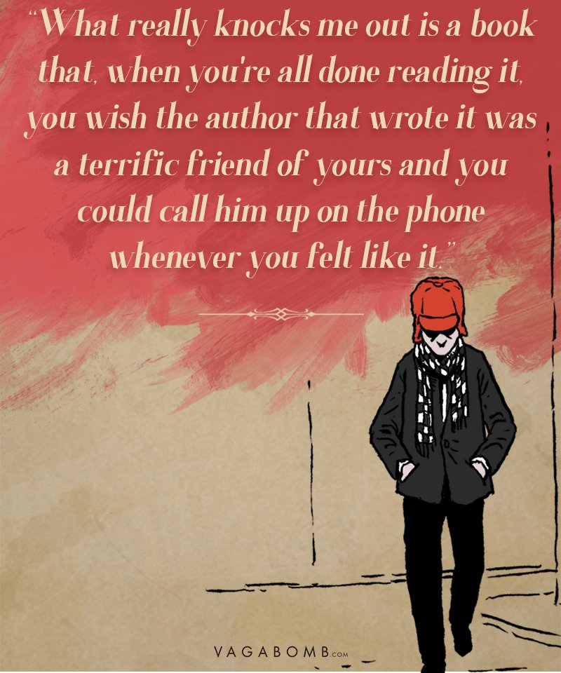 10 Quotes From The Catcher In The Rye That Perfectly