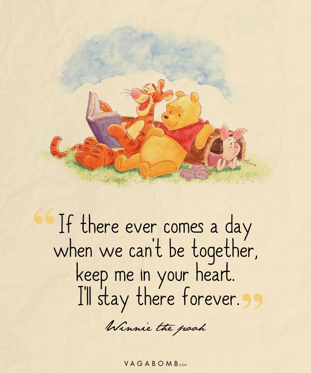 Pooh Quotes About Friendship: 10 Profound Quotes From Winnie The Pooh That Will Remind