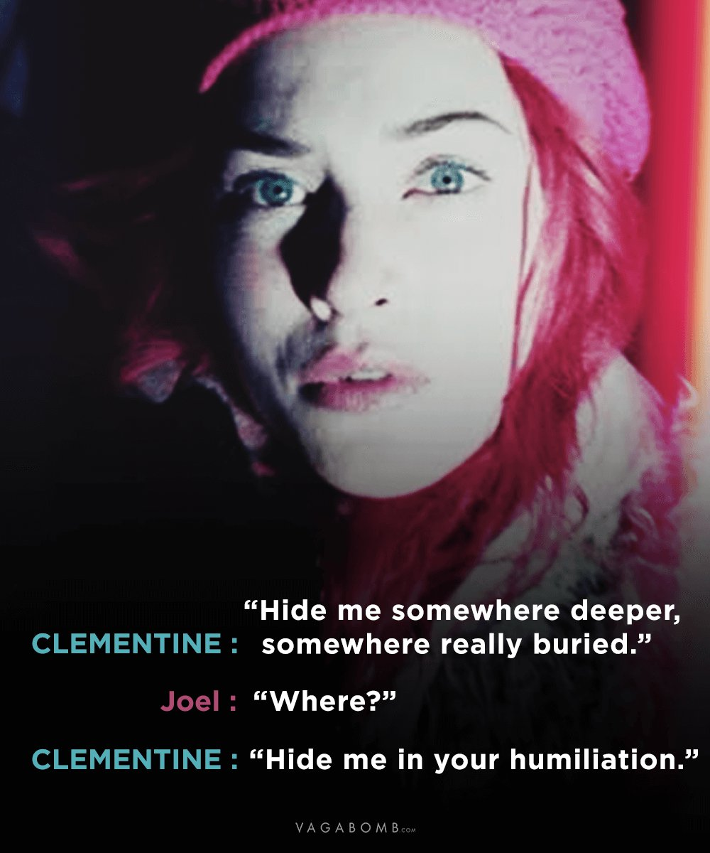 10 Quotes from Eternal Sunshine of the Spotless Mind That ...