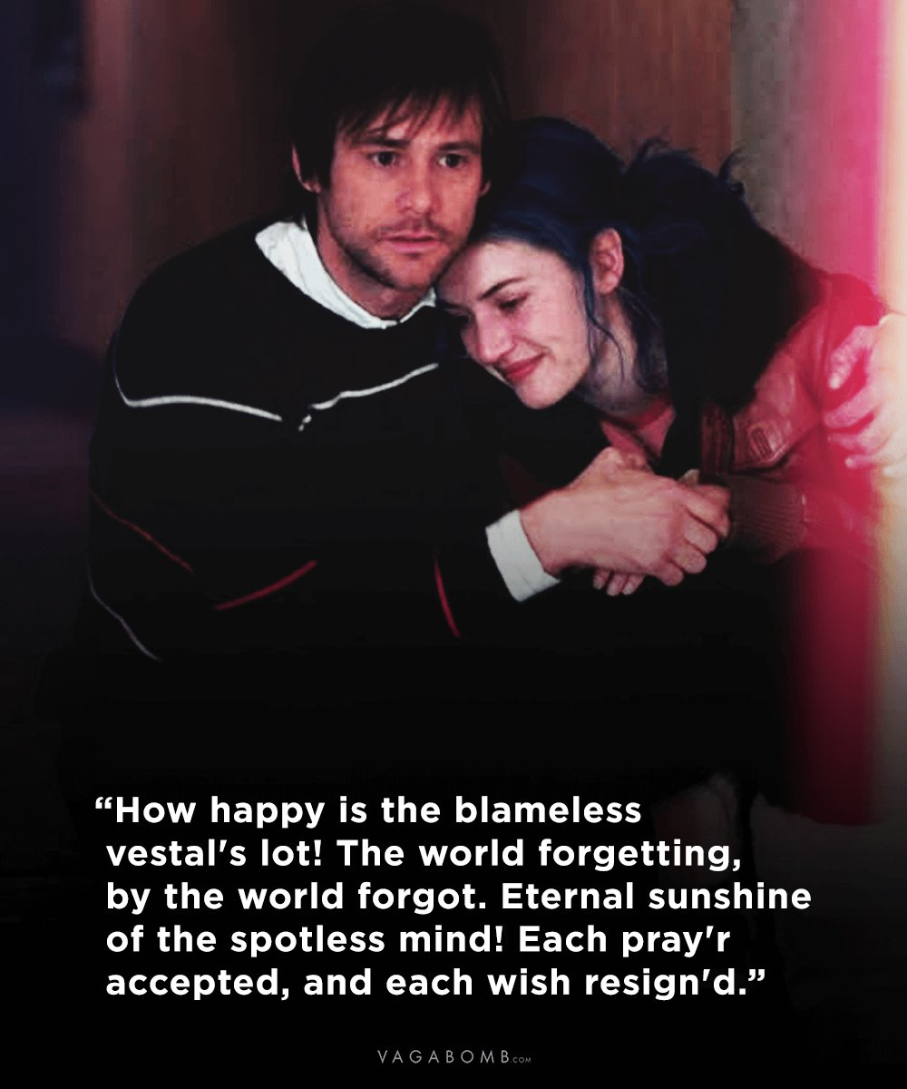 Apart Definition: 10 Quotes From Eternal Sunshine Of The Spotless Mind That