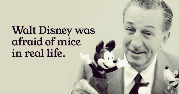 walt disney the man behind the Today, walt disney's name is synonymous with family entertainment the theme parks, toys, television shows, and films that carry on his legacy are beloved by millions of people around the world.